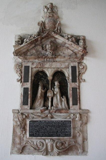 Harpham monument