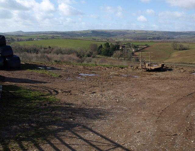 Field near Woodend