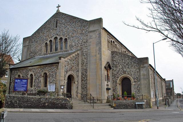 Holy Trinity Church. Broadstairs