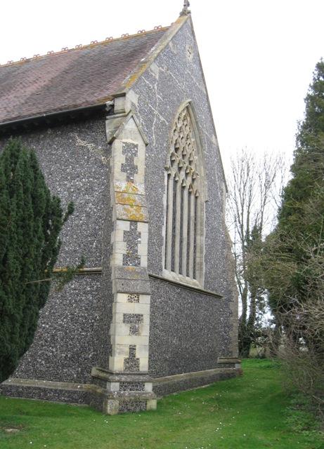 All Saints Church, Long Marston – East End