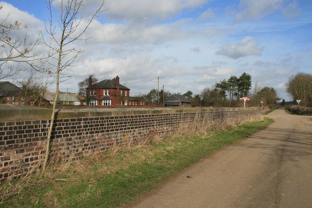 Oxey Farm & Crossroads