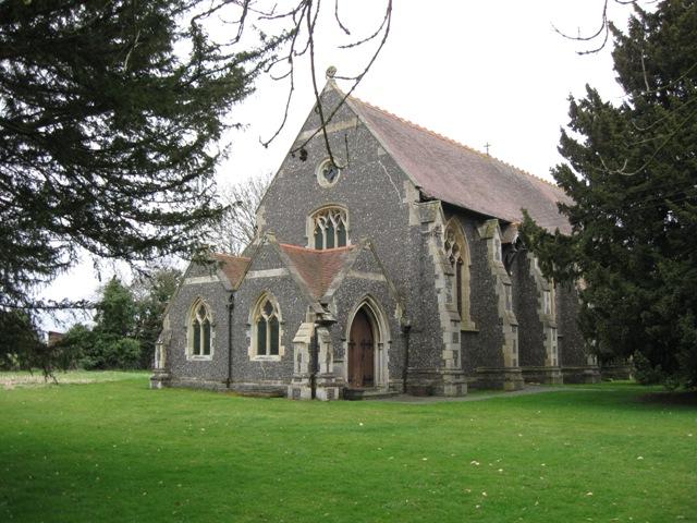 All Saints Church, Long Marston – West End