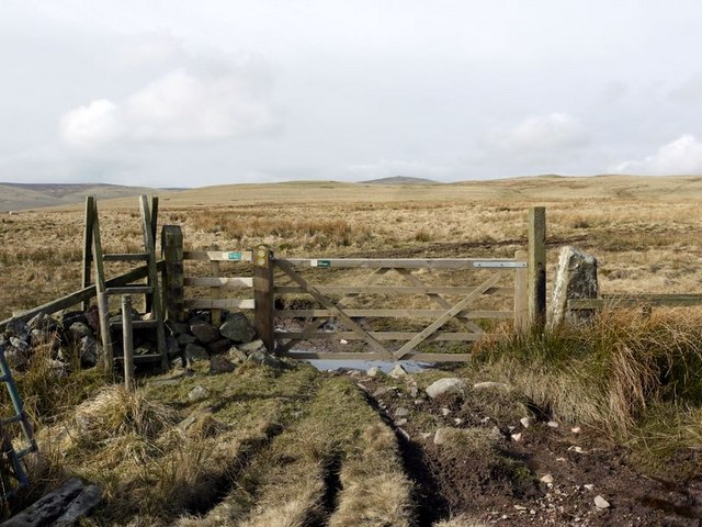 Salter's Road at White Gate