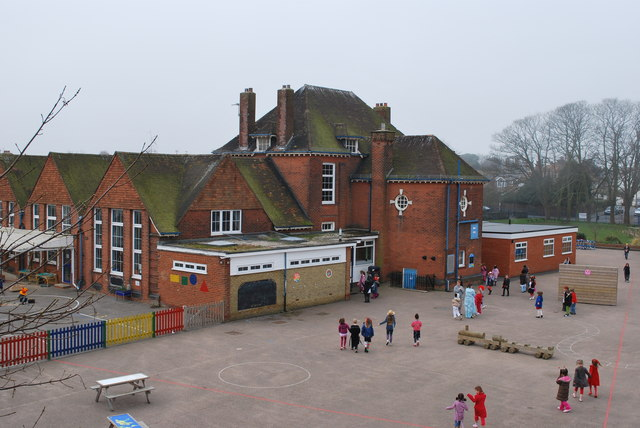 St Mildred's School. Broadstairs