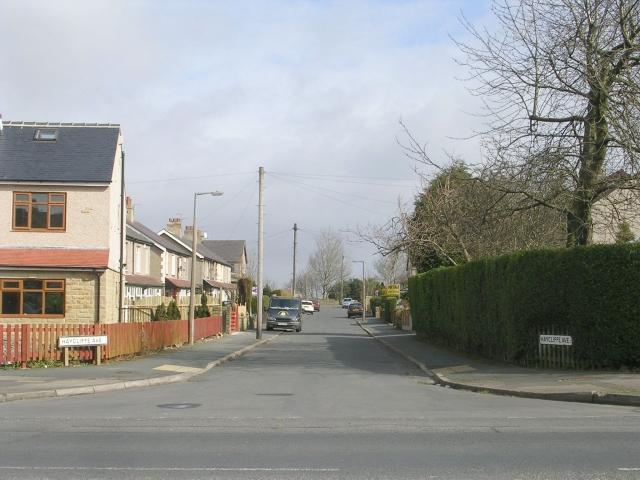 Haycliffe Avenue - Moore Avenue
