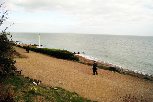 Eastbourne Beach and Coastal Path