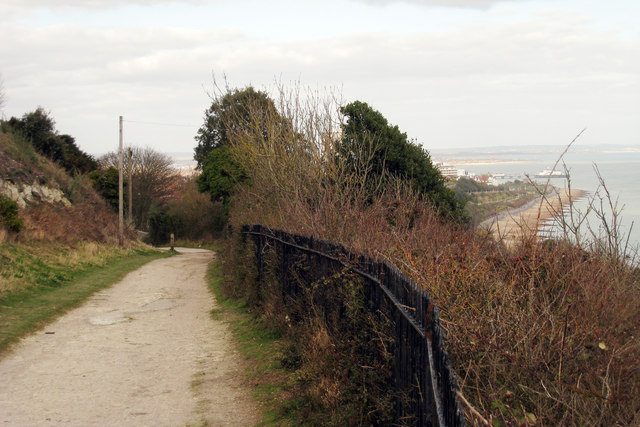 Cliff Top footpath