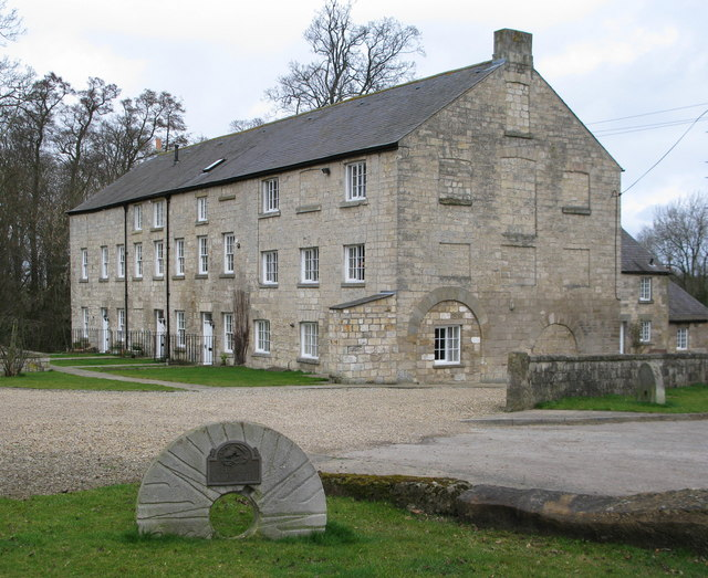 Bishop Monkton Corn Mill