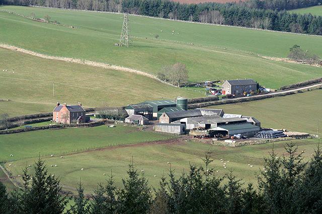 Craigsford Mains Farm