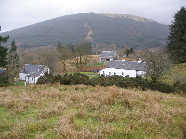 Glen Sluain Cottages