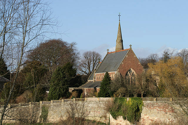 St Andrew's Episcopal Church, Kelso