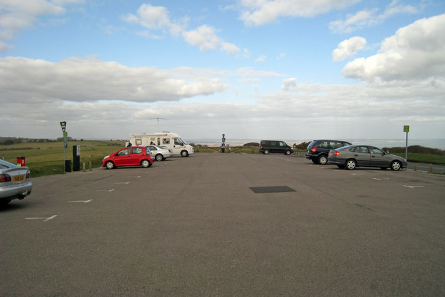Car Park at Beachy head