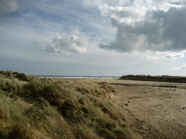 Mouth of the River Aln