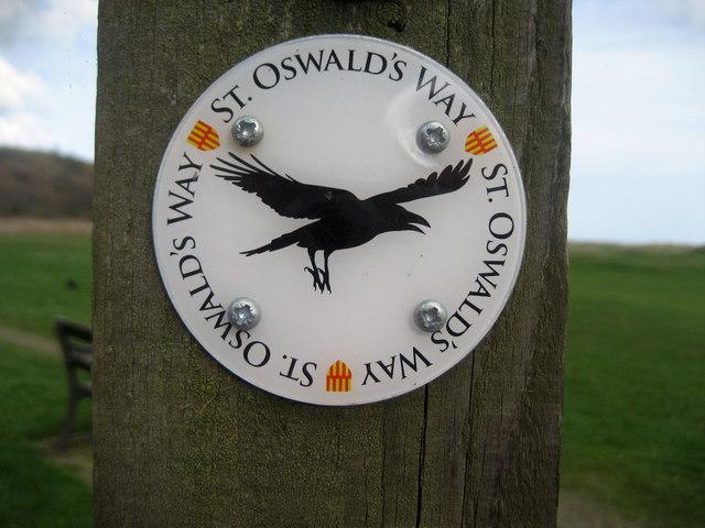 St. Oswald's Way Logo