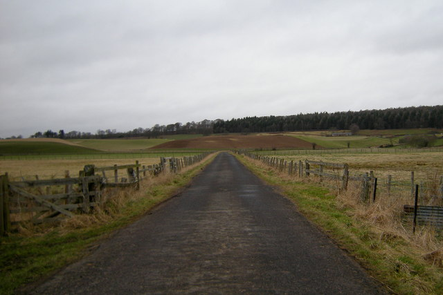 Moberty / Craigton road