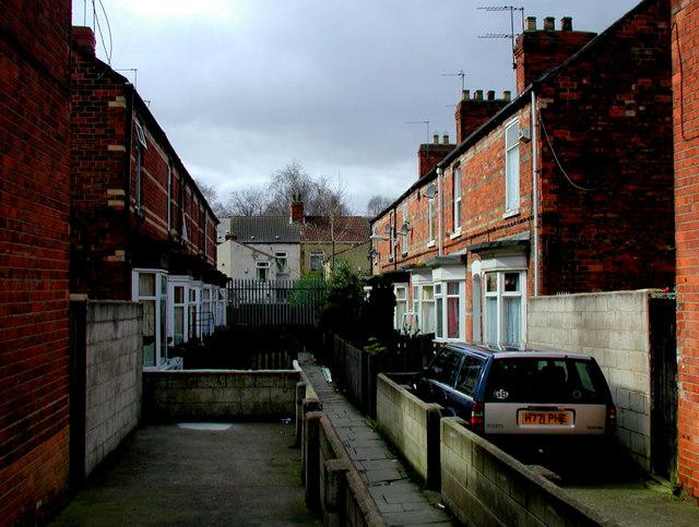 West Park Grove, Hull
