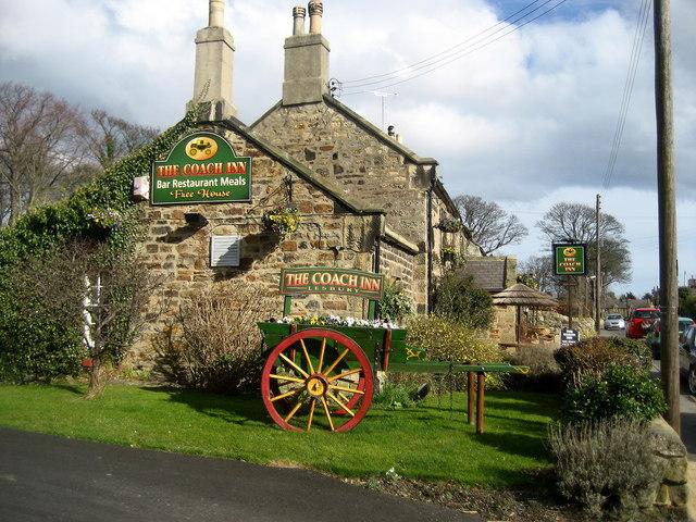 The Coach Inn, Lesbury