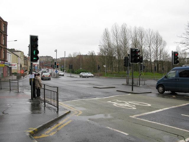 Maryhill Road