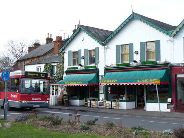The Greek Vine, Claygate