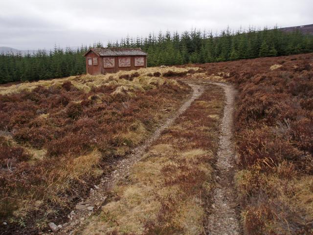 Estate Bothy, Tarf Moss