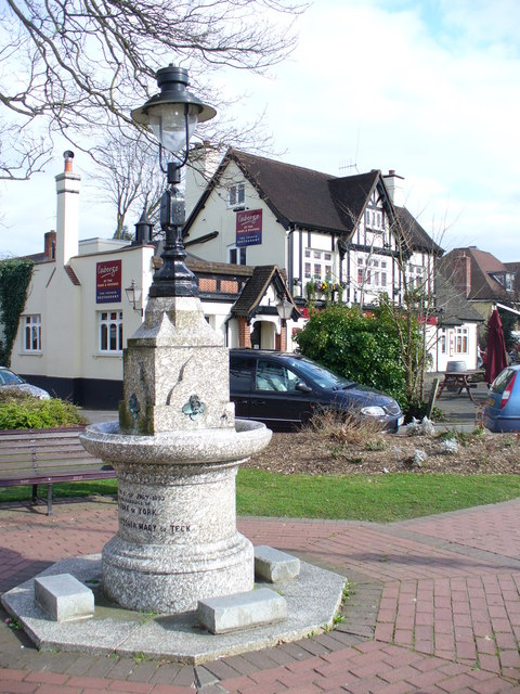 Lord Foley's Fountain