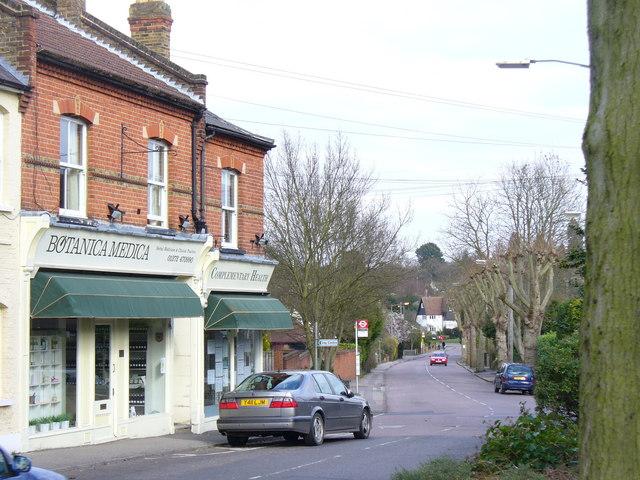St Leonard's Road