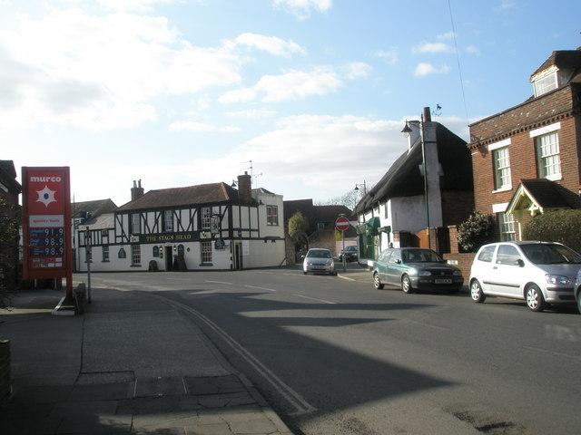 Westbourne village centre