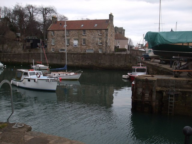 Harbourmaster's House Dysart