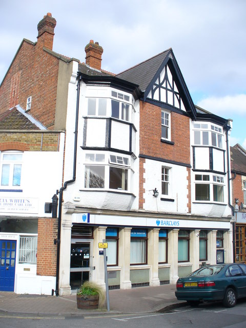 Barclays Bank, Claygate
