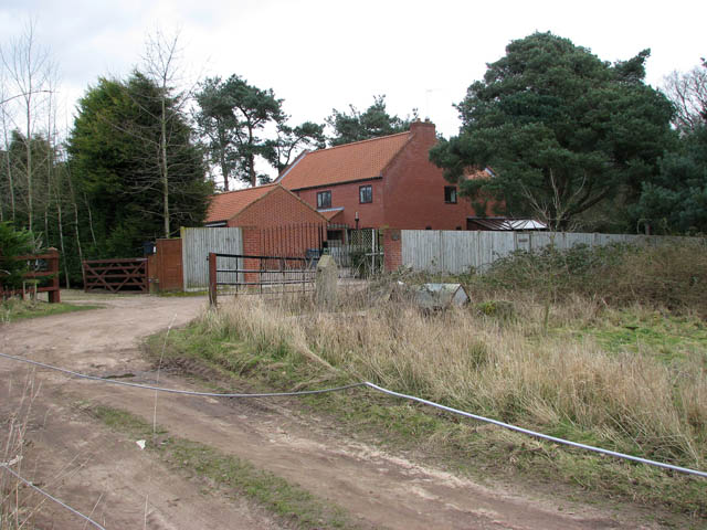 Bracken Farm House