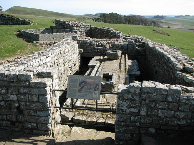 Housesteads Vercovicivm Roman Fort