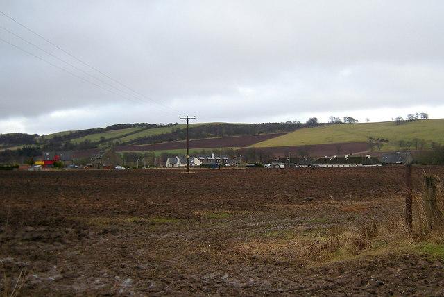View of Bogindollo Village
