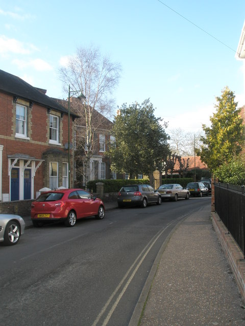 Mid section of North Street
