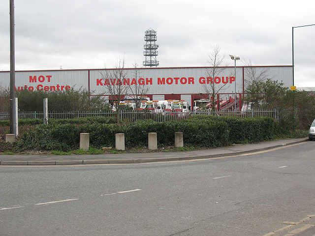 Kavanagh Motor Group, Therapia Lane