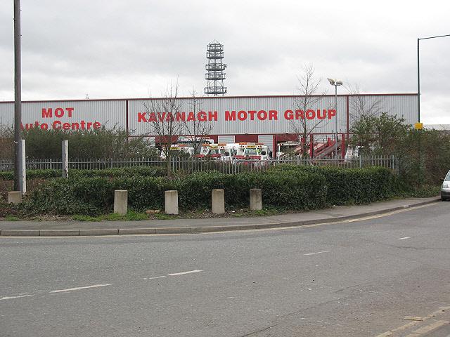 Kavanagh Motor Group, Therapia Lane