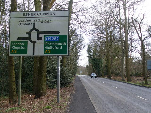Copsem Lane