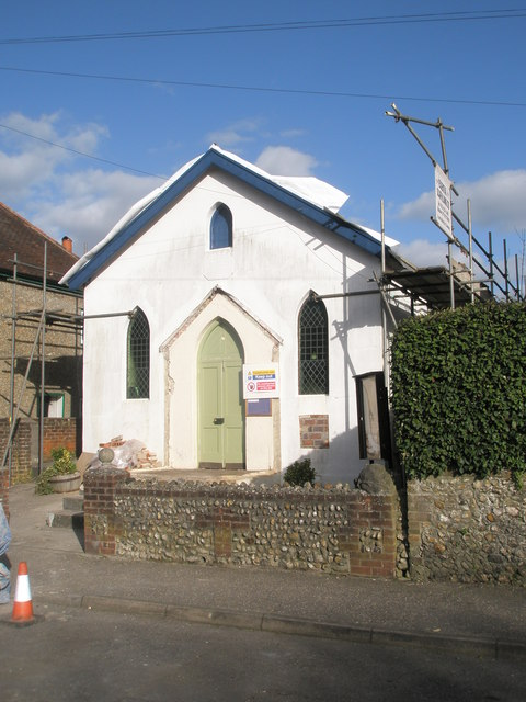 Former Gospel Hall in North Street