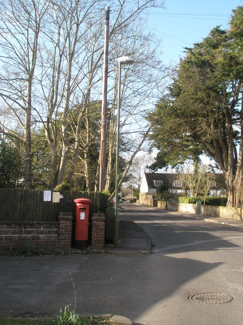 Postbox in North Street