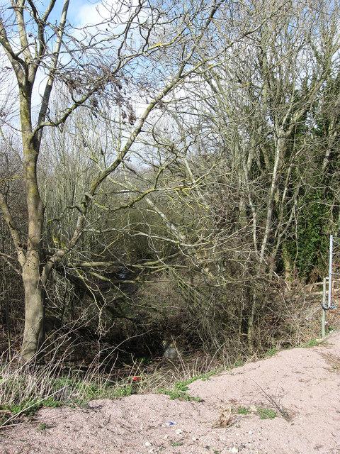 Former Shoreham-Horsham Railway
