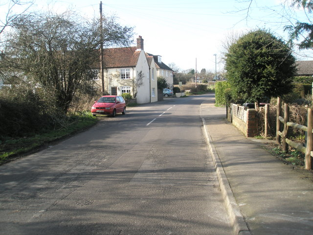 Top end of North Street