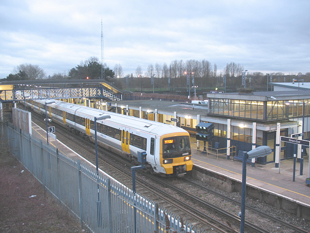 Elmers End station