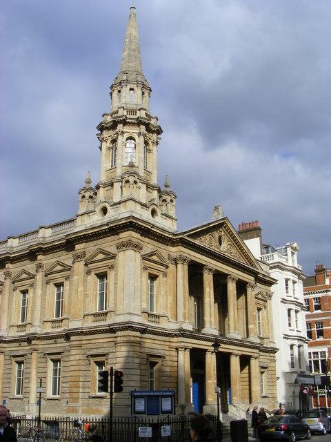 Hinde Street Methodist Church