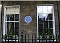 Photo of Julius Benedict blue plaque