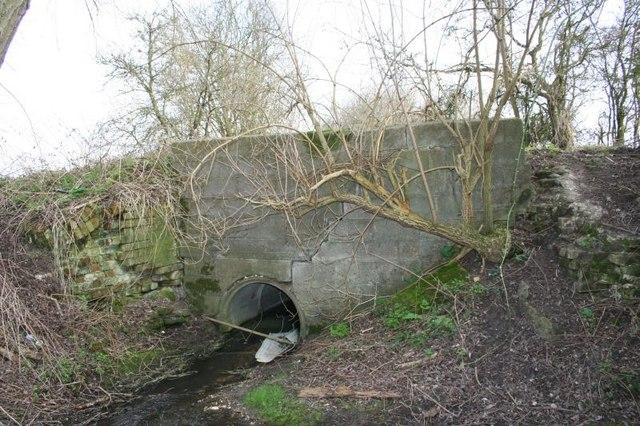Bridge at  Gypsy Lane