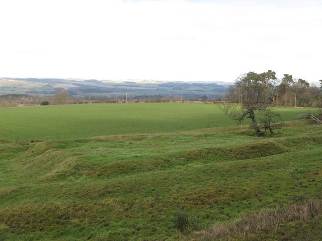 (The site of ) Milecastle 29 - Tower Tye (3)