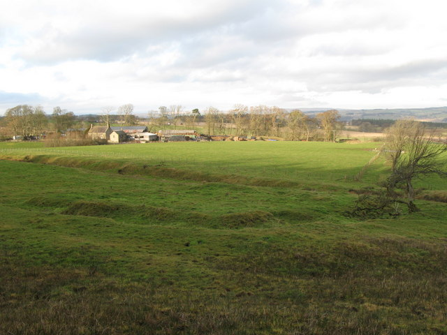 (The site of ) Milecastle 29 - Tower Tye (4)