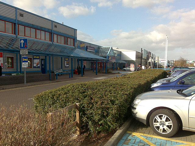 Meteor Retail Park