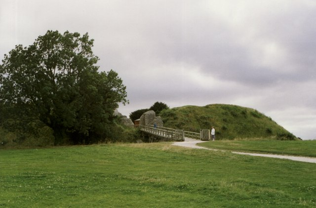 The entrance to Old Sarum