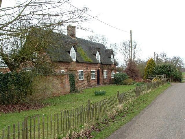 Thatched Cottages, Grafham