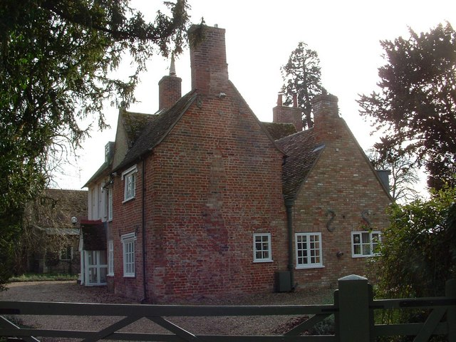 The Old Rectory, Grafham
